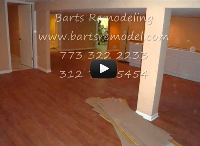 Basement Remodeling by Barts