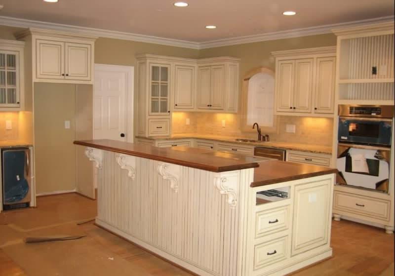 Lake Forest Kitchen Remodel Barts Remodeling Inc